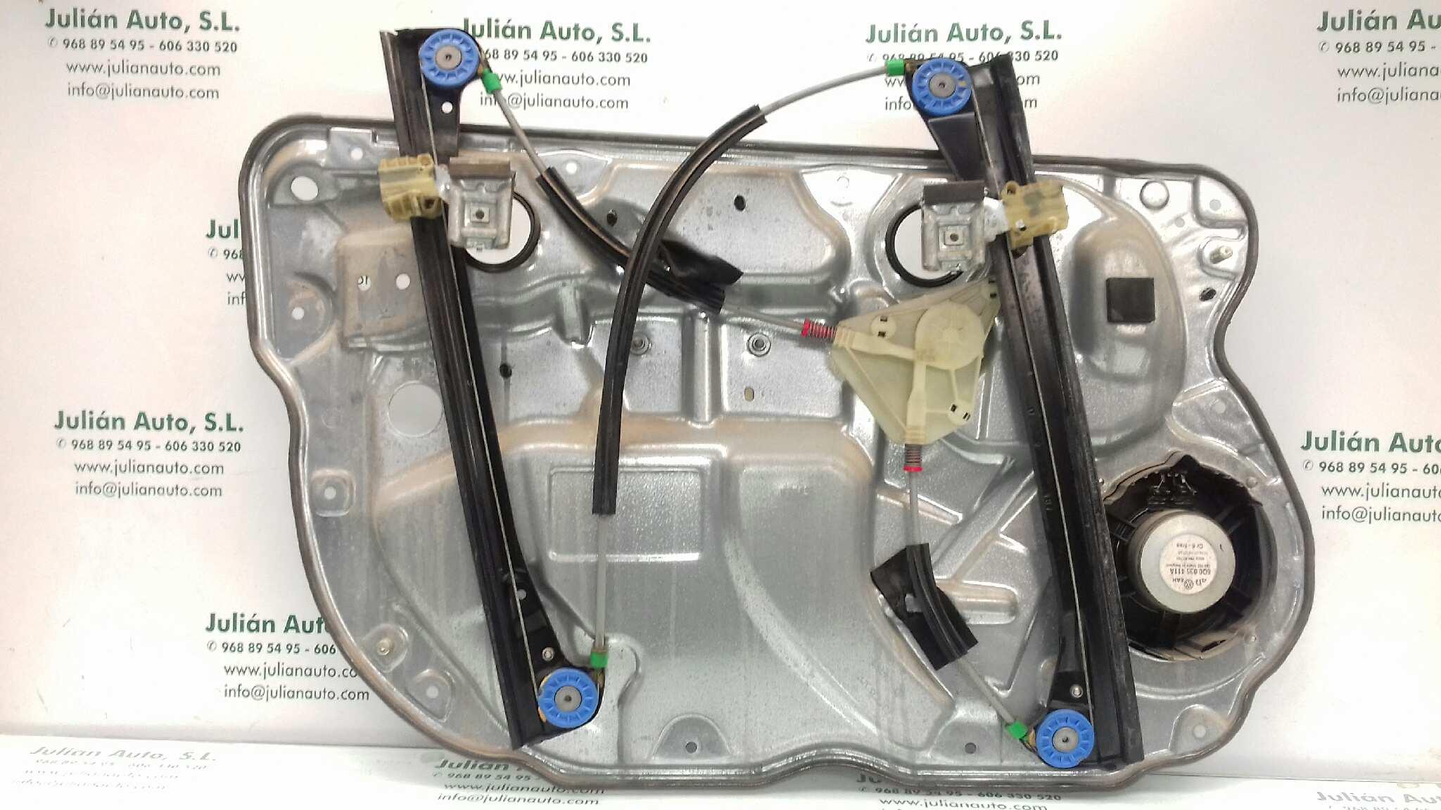Elevalunas delantero derecho de Volkswagen Polo (9n3) (2005 - 2010) 6Q4837756