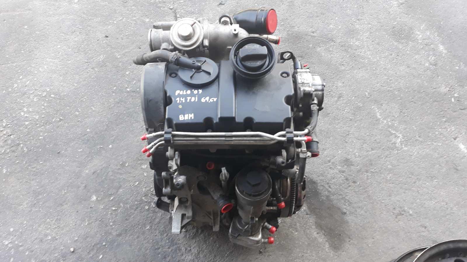 Motor completo de Volkswagen Polo (9n3) (2005 - 2010) BNM