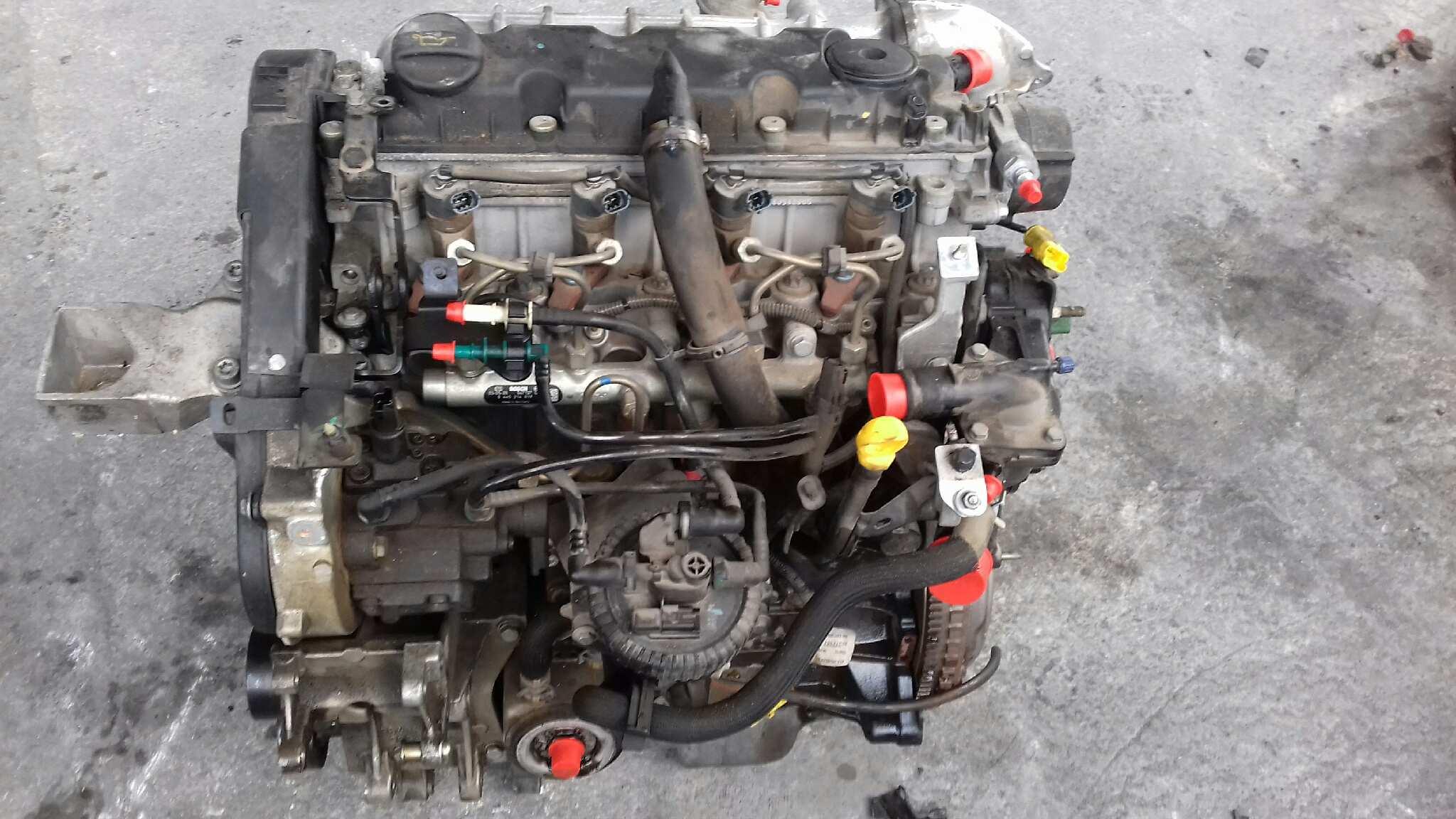 Motor completo de Peugeot 206 sw (2002 - 2007) RHY