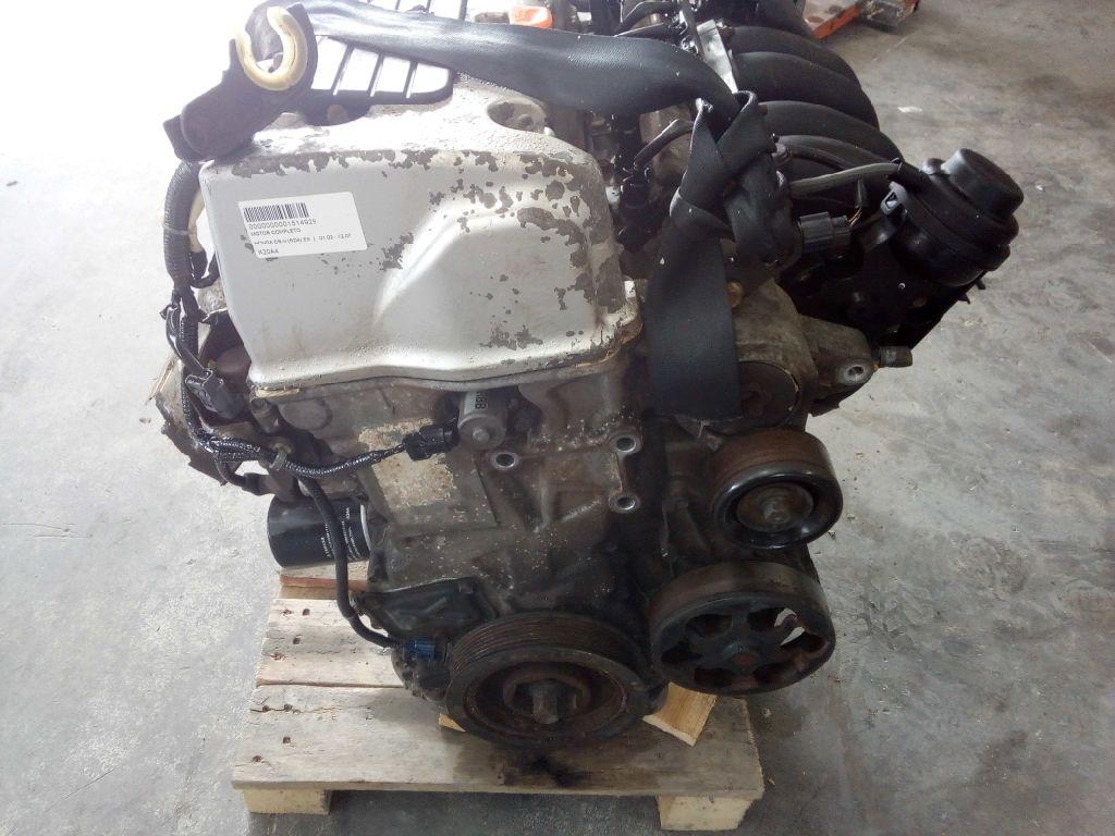 Motor completo de Honda Cr-v (rd8) (2002 - 2007) K20A4