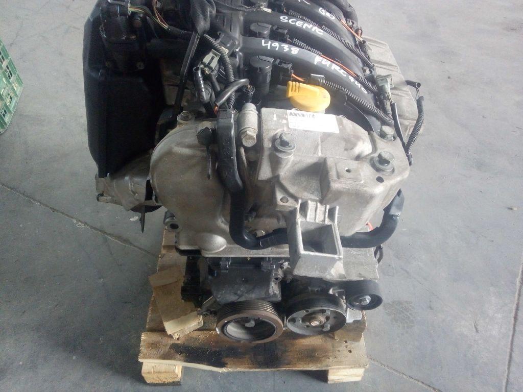 Motor completo de Renault Scenic (ja..) (1999 - 2003) F4R740
