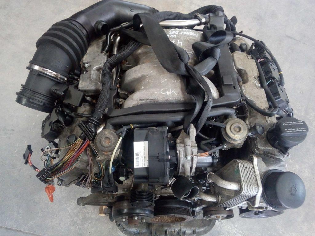 Motor completo de Mercedes Clase e (w210) familiar (1996 - 2003) 112914