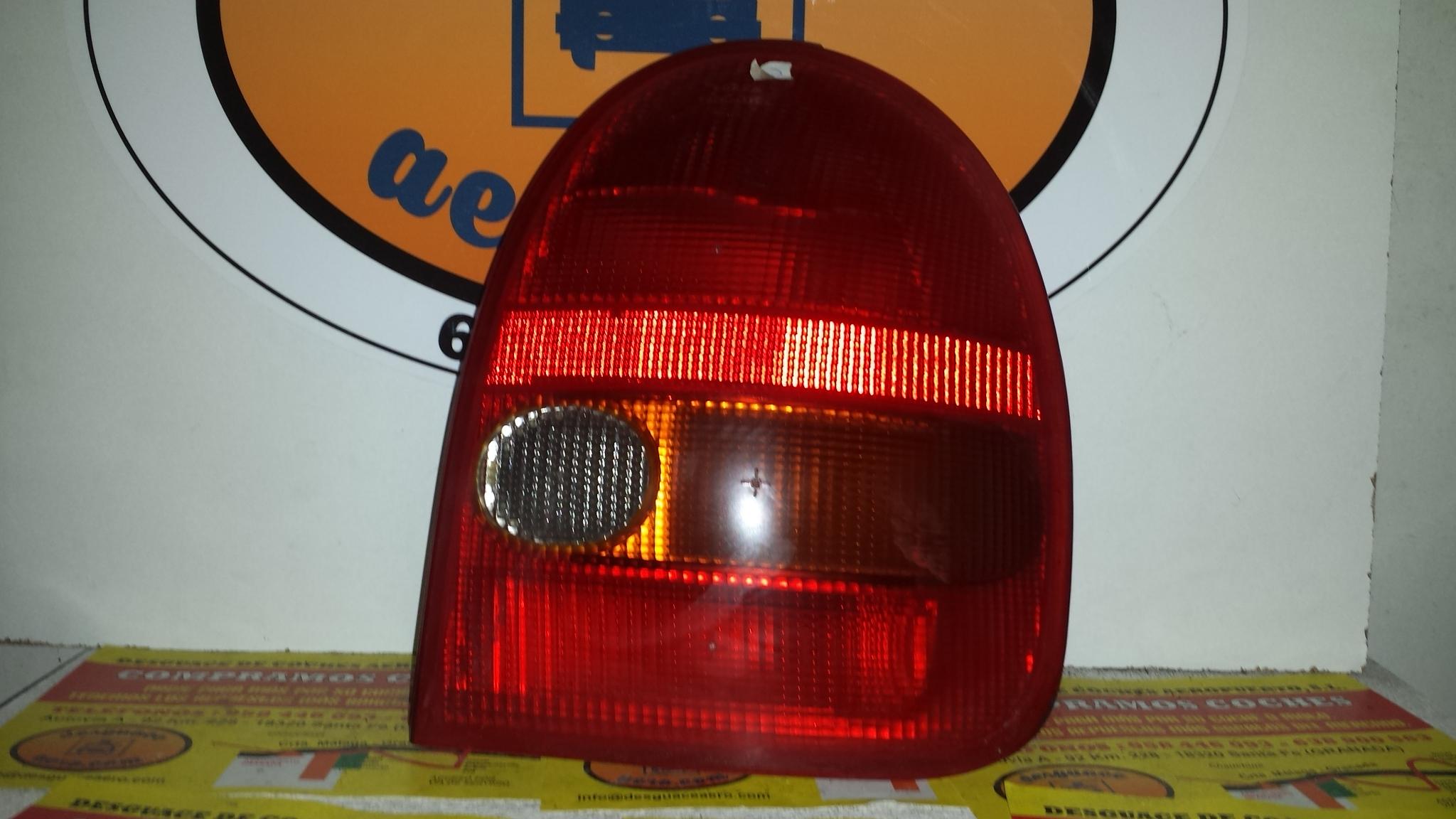 Piloto trasero derecho de Opel Corsa b (1993 - 1997)
