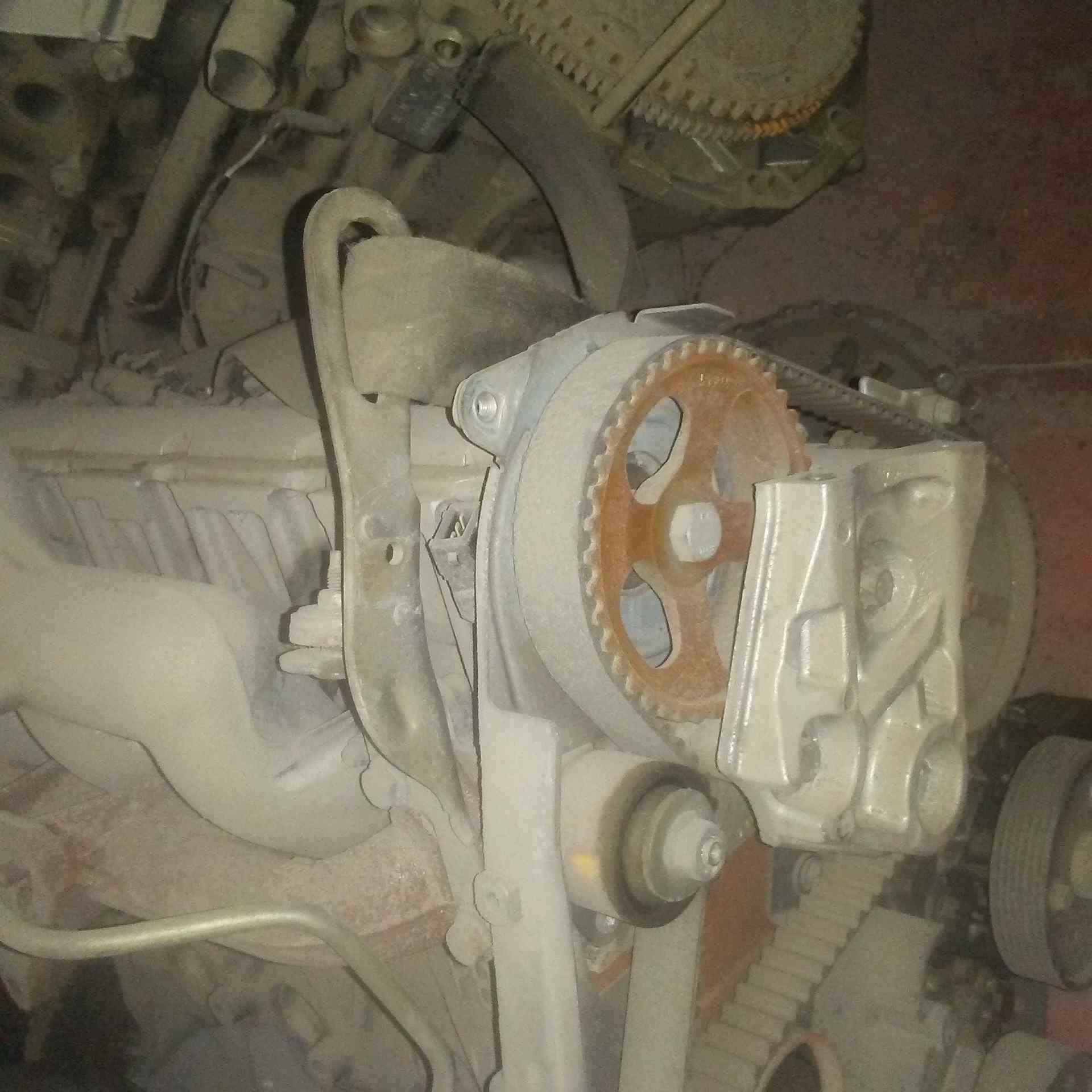 Motor completo de Renault Scenic (ja..) (1999 - 2003) F9Q L733