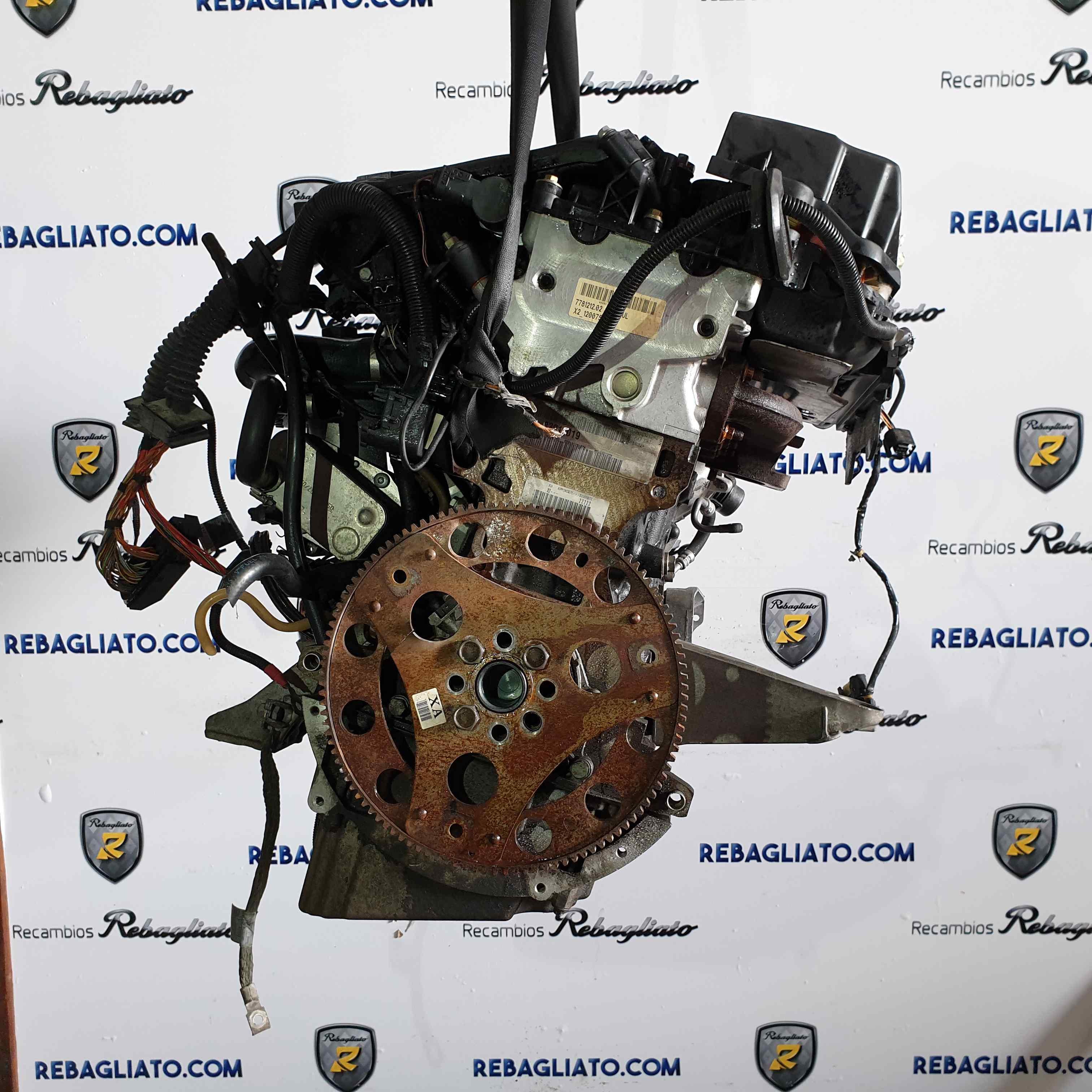 Motor completo de   2024