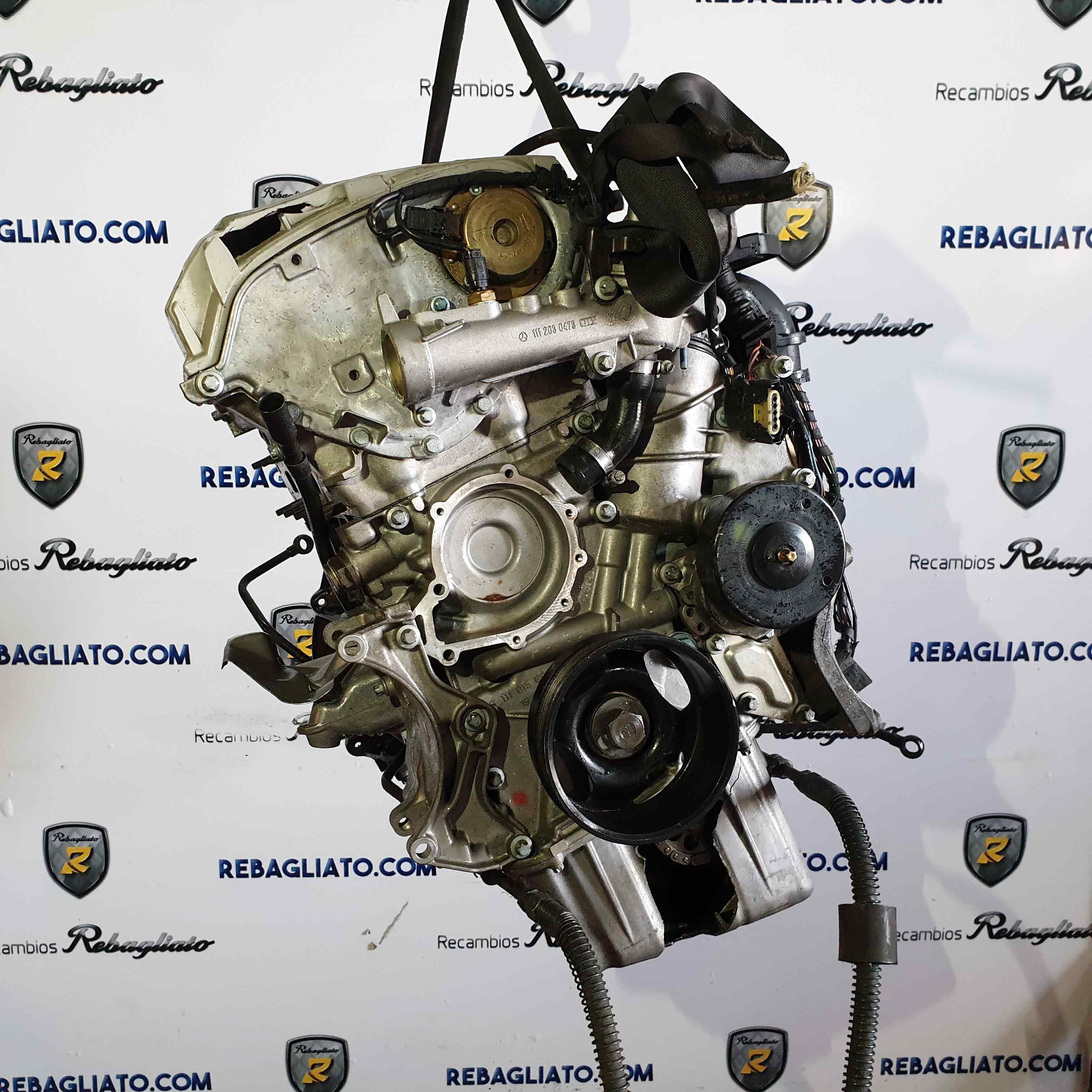 Motor completo de Mercedes Clase e (w210) berlina (1995 - 2002) 2036
