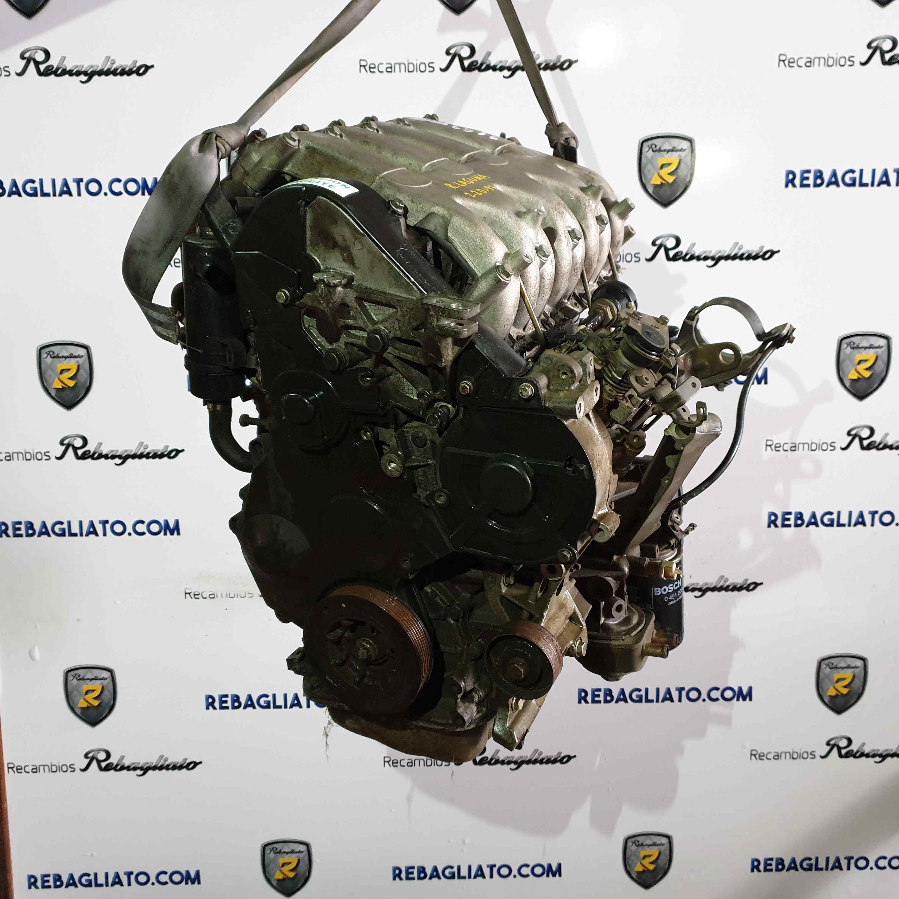 Motor completo de Renault Laguna (b56) (1994 - 1998) 2153