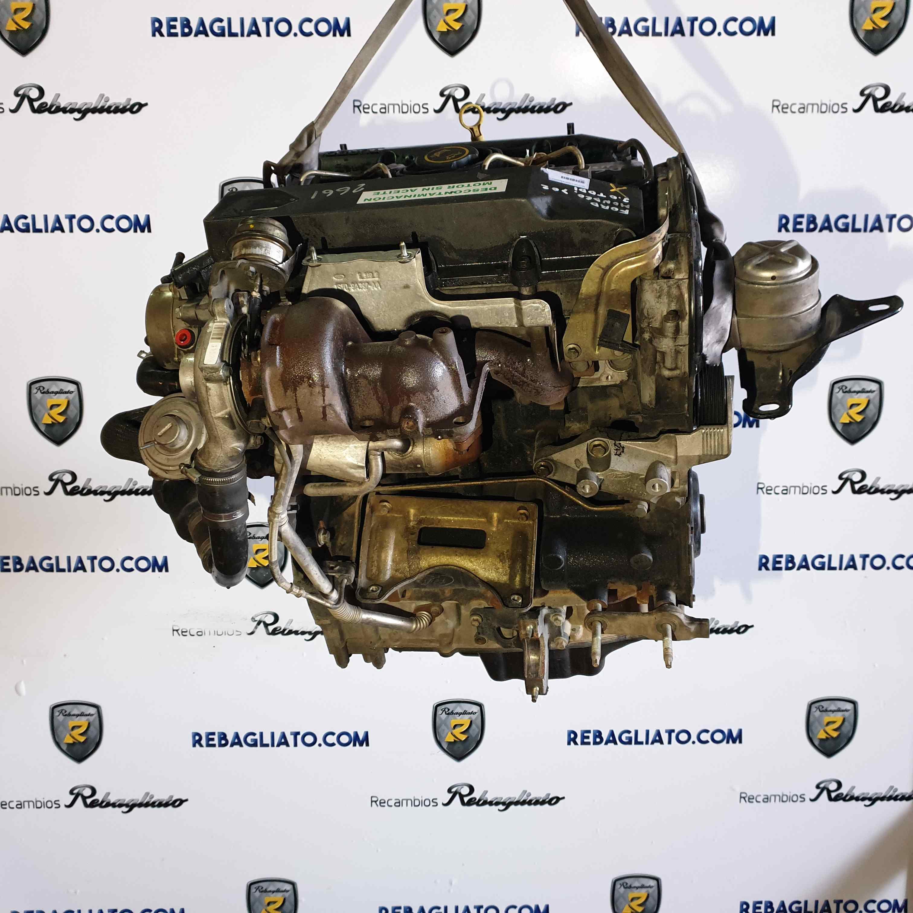Motor completo de Ford Mondeo berlina (ge) (2000 - 2007) D6BA