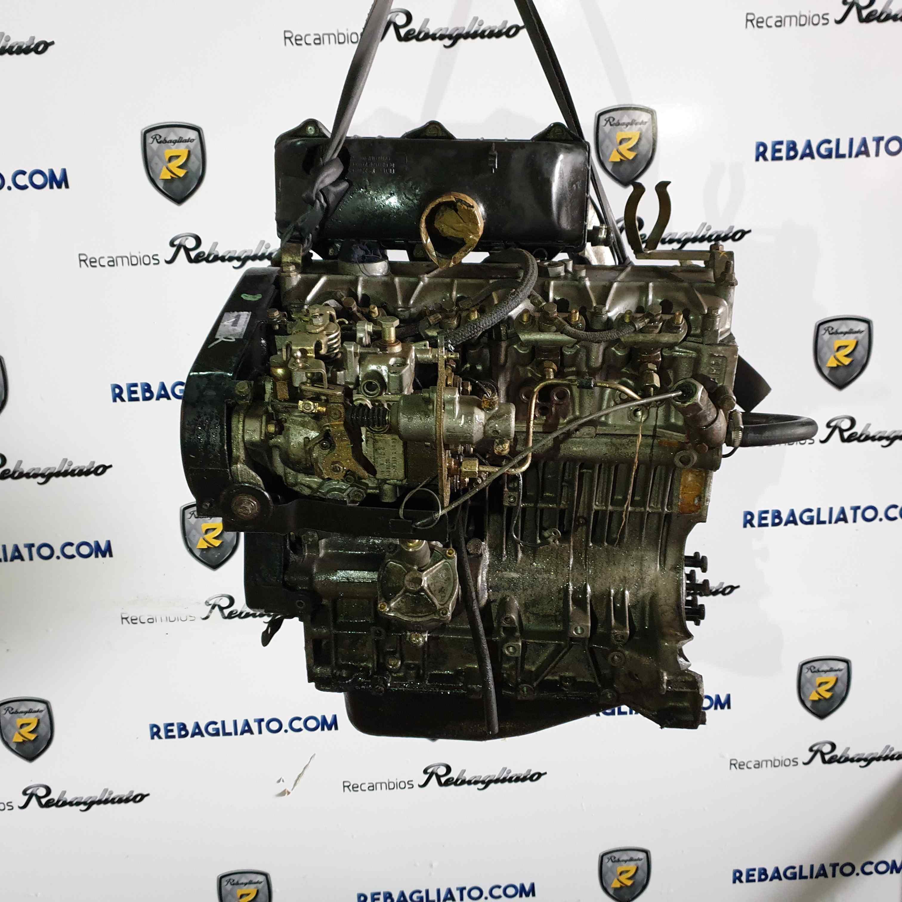 Motor completo de Renault Trafic (desde 5.89) (1989 - 2000) 2892