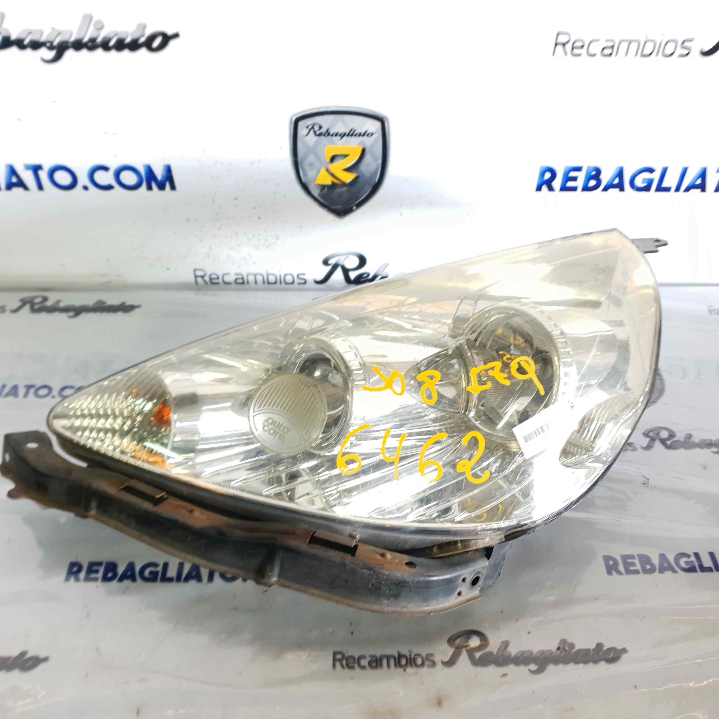 Faro izquierdo de Honda Jazz (ge) (2008 - 2015) 6462