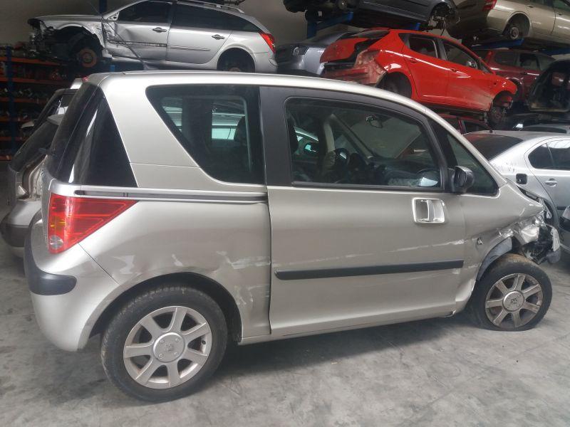 Caja cambios de Peugeot 1007 (2005 - 2010)