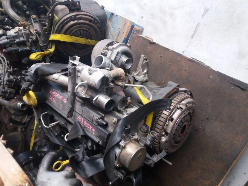 Motor completo de Renault Megane ii berlina 3p (2002 - 2009) K9K728